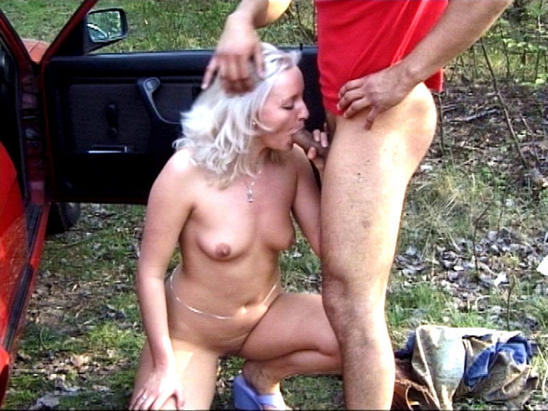 Parking spot sex Part